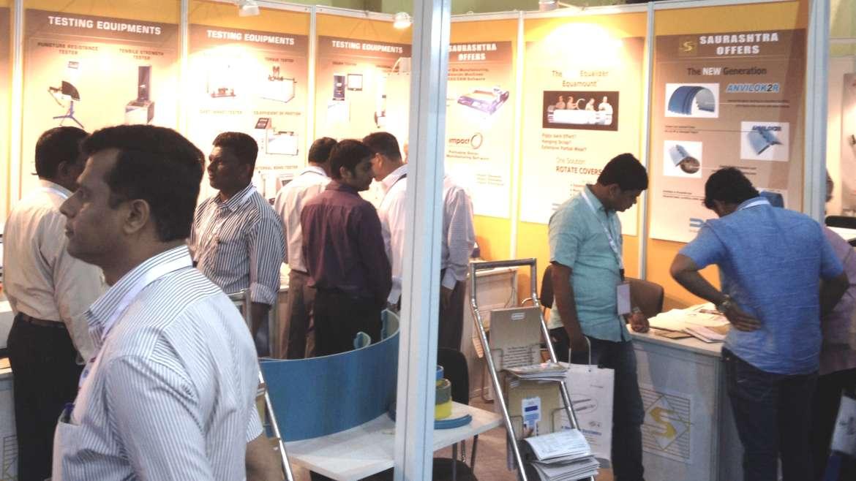 Participated in Corrugation Expo
