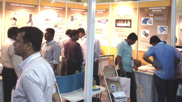 Participated in Corrugation Expo